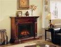 Augusta Classic Antique Mahogany Classic Flame