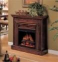 Amherst Walnut Classic Flame