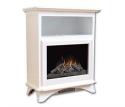 Hampton Compact Electric Fireplace